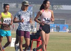 Race walker Reshma Patel shatters national U-20 record