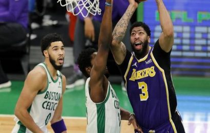 NBA | A dramatic Lakers win over Celtic
