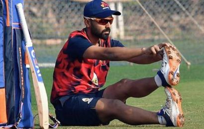 Planning and training sessions helping Rahane