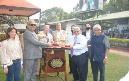 Forest Flame wins a thrilling Gool & Soli Poonawalla Indian 1000 Guineas