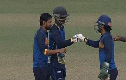 Syed Mushtaq Ali Trophy | Jharkhand edges past Hyderabad