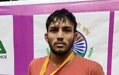 National Wrestling   Kadian shows he's still the best; Rohit roars back