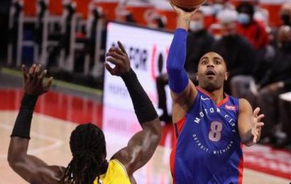 NBA | It's Pistons' turn to down Lakers