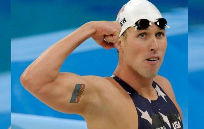 Olympic swimmer Klete Keller released but ordered to stay away from DC
