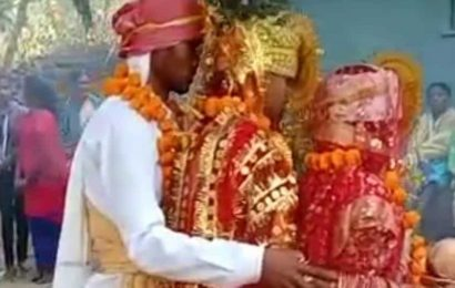 Bastar man marries 2 women on same day, wives say they are 'very happy'