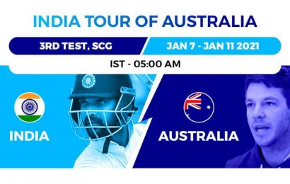 India vs Australia Live Score, 3rd Test, Day 1: Australia opt to bat, two debutants in Sydney