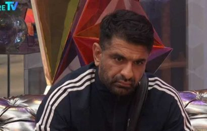 Bigg Boss 14: Rubina claims Eijaz is creating false narrative to defame her, he asks her to watch her conduct