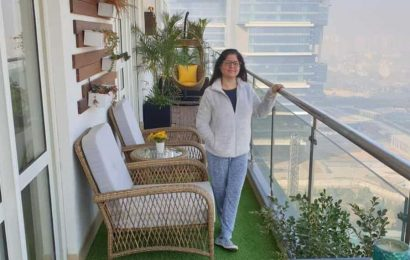 Balcony makeovers: Creating room with a view