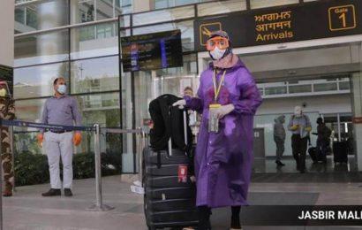 Suspension of scheduled international passenger flights extended till Feb 28