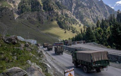Ladakh disengagement: India wants both to pull out, step by step