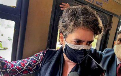 'Will we ensure women's safety with such behaviour?': Priyanka Gandhi slams NCWmember over Budaun rape