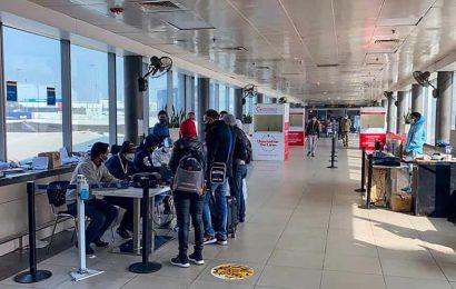 Covid-19 test, 7-day institutional quarantine mandatory for UK passengers, tweets Delhi airport