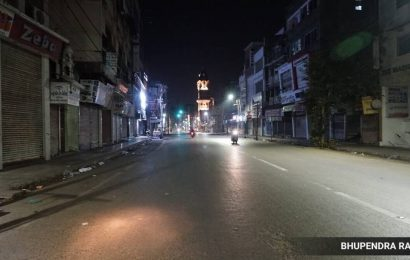Night curfew in 4 Gujarat cities relaxed by an hour, to continue till Feb 15