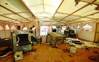 Culture Minister Takes Stock: Extent of Red Fort damage becomes clear, tableaux targeted too