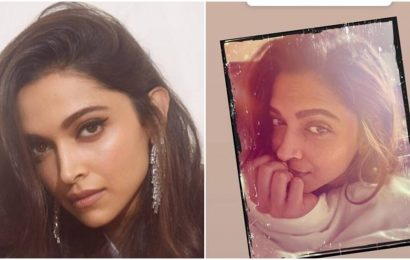 From first picture on camera roll to cheat meal: Deepika Padukone shares these six slices of life