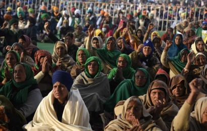 Protesting farmers stay put in severe Delhi cold as talks with government remain deadlocked