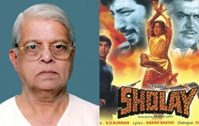 'A Portrait Master, A Legend': Painter of iconic posters for films like Deewar & Sholay, Diwakar Karkare dies at 90
