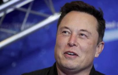 'How strange', says Elon Musk as he becomes world's richest person