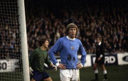Manchester City great Colin Bell dies aged 74