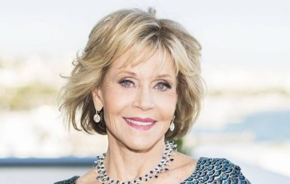 Jane Fonda to receive Golden Globes' Cecil B DeMille Award