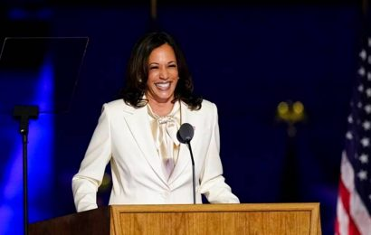 Kamala Harris to be sworn in by first Latina justice Sotomayor at inauguration