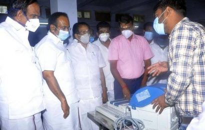First-level checking of EVMs, VVPATs begins