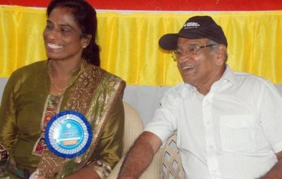 Better late than never: P.T. Usha's coach O.M. Nambiar talks about 'late' Padma Shri recognition
