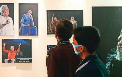 Kolkata International Film Festival: Soumitra in frames and on screens