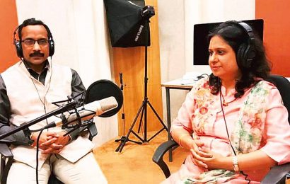 Pune schools start unique 'web radio' to be launched on Republic Day