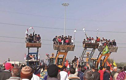 To avoid jams, Haryana farmers say will start for Delhi on Jan 20