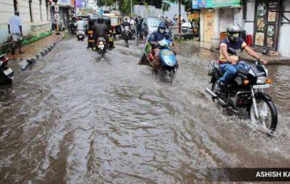 Rain, thunder and lightning over Pune on January 8: IMD