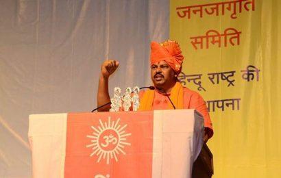 Telangana BJP MLA Raja Singh convicted, given bail