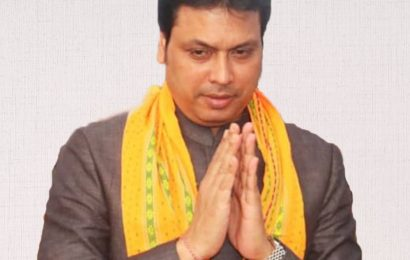 Kokborok Day: Tripura CM shares pic in traditional 'risa', starts online trend