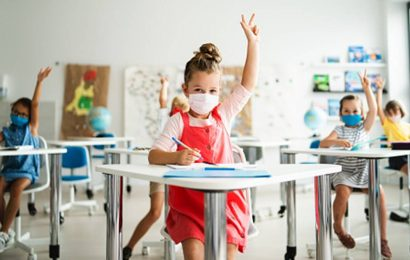 Plastic shields, swab testing: Here's how schools reopened worldwide