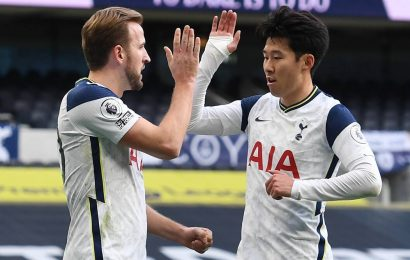 Son Heung-min nets 100th Tottenham Hotspur goal in win over Leeds United