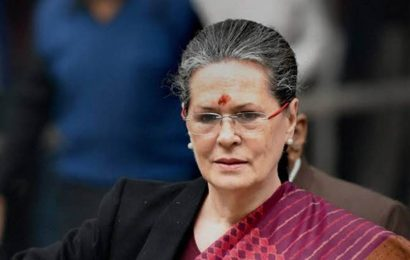 First time such an arrogant govt in power that cannot see sufferings of farmers: Sonia Gandhi