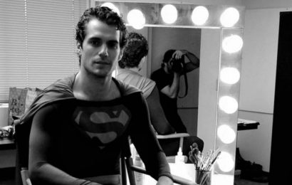 Zack Snyder's Justice League: Henry Cavill dons Superman's suit once again