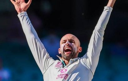 A magnificent off-spinner's significant milestone