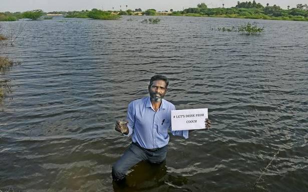 Saving Cooum: a citizen's ambition