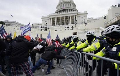 Top Trump donor funded rally that preceded U.S. Capitol riot, says media report
