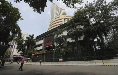 Indian shares hit all-time high as country approves COVID-19 vaccines