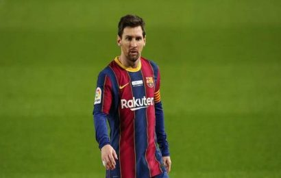 Messi's contract worth up to 555 million euros, says media report