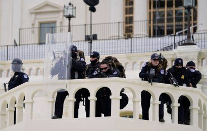 US Capitol Police chief announces resignation after violence