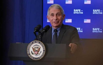 'Disappointing': Anthony Fauci on Covid-19 vaccine rollout in US