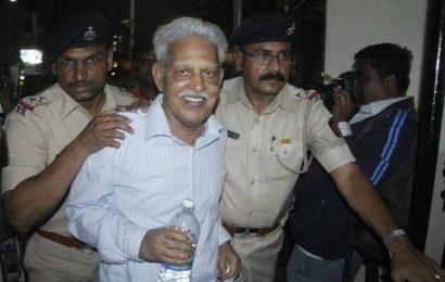 Varavara Rao: NIA seeks dismissal of medical bail plea, cites Nanavati Hospital report