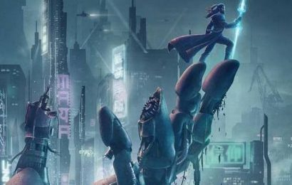 First look of Vicky Kaushal's sci-fi feature 'Ashwatthama' out