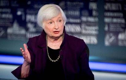 Senate confirms Janet Yellen as Treasury Secretary as stimulus talks loom