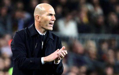 Zinedine Zidane tests positive for Covid-19
