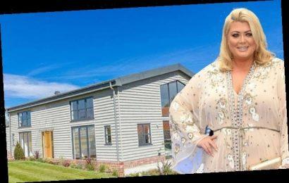 Inside Gemma Collins' £1.35m 'dream' Essex home