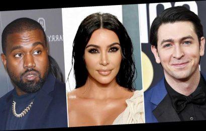 So Soon! Nicholas Braun Tries to Pursue Kim K. Amid Kanye West Divorce